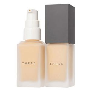 スリー THREE アルティメイトプロテクティブプリスティーン プライマー #02 トランスルーセント 30ml 化粧品 コスメ|telemedia