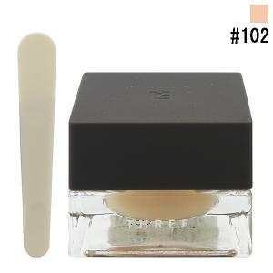 スリー THREE コンプリートハーモニーファンデーション #102 28g 化粧品 コスメ COMPLETE HARMONY FOUNDATION 102|telemedia