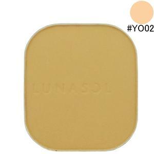 ルナソル LUNASOL スキンモデリングパウダーグロウ (レフィル) #YO02 9.5g 化粧品 コスメ SKIN MODELING POWDER GLOW YO02 telemedia