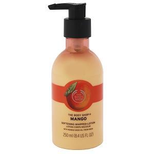 ザ・ボディショップ THE BODY SHOP マンゴーホイップ ボディローション 250ml 化粧品 コスメ MANGO WHIP BODY LOTION|telemedia