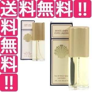 エスティローダー ESTEE LAUDER ホワイト リネン EDP・SP 30ml 香水 フレグランス WHITE LINEN|telemedia