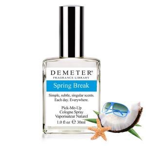 ディメーター DEMETER スプリング ブレイク EDC・SP 30ml 香水 フレグランス SPRING BREAK PICK ME UP COLOGNE|telemedia