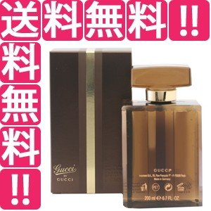 GUCCI グッチ バイ グッチ シャワージェル 200ml GUCCI BY GUCCI PERFUMED SHOWER GEL|telemedia