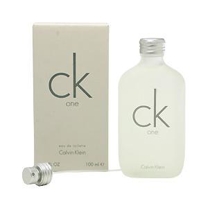 カルバンクライン CALVIN KLEIN シーケー ワン (箱なし) EDT・SP 100ml 香水 フレグランス CK ONE|telemedia