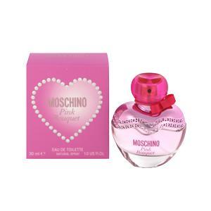 MOSCHINO モスキーノ ピンクブーケ (箱なし) EDT・SP 30ml 香水 フレグランス PINK BOUQUET|telemedia
