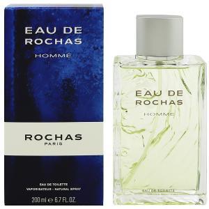ROCHAS オー デ ロシャス プールオム (箱なし) EDT・SP 200ml 香水 フレグランス EAU DE ROCHAS POUR HOMME|telemedia