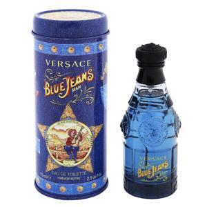 ヴェルサーチェ VERSACE ブルージーンズ EDT・SP 75ml 香水 フレグランス BLUE JEANS|telemedia