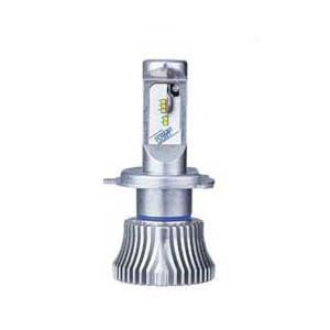 SPREAD スフィア LEDライジングII バイク用 H4 Hi/Lo 4500K #SRBH4045 1灯入り|telemedia