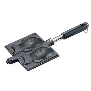 岩鋳 IWACHU 南部鉄器 たいやき 24030 TAIYAKI|telemedia