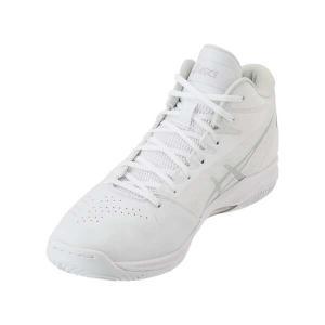 アシックス ASICS ゲルフープ V11 ワイド バスケットボールシューズ [サイズ:23.0cm] [カラー:ホワイト×シルバー] #1061A017-119 GELHOOP V11-wide telemedia