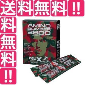 ジャコラ JUCOLA アミノボンバー3800 アミノ酸高含有スポーツサプリメント #90196 5.3g×14包入り AMINO BOMBER3800