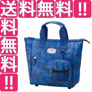 サーモス THERMOS 保冷ラウンドトートバッグ [容量:約4.8L] [カラー:ネイビーカモフラージュ] #REN-001-NVY-C Cool Tote Bag|telemedia