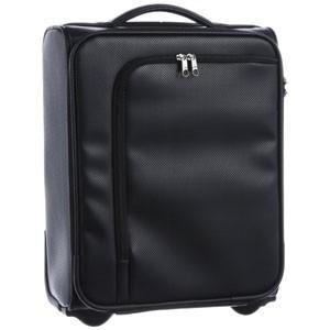 HIDEO WAKAMATSU キャリーケース アイラ TSAカードロック 送料無料 85-76031 ブラック18リットル 機内持ち込み適合サイズ