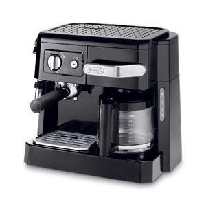 コーヒーメーカー デロンギ DeLonghi コンビ  BCO410J-B ブラック|telj