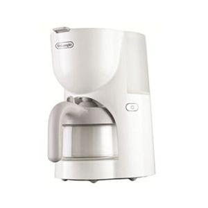 デロンギ(DeLonghi) トゥルー ドリップコーヒーメーカー CM200J-WH