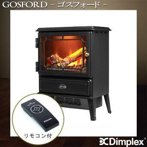 ディンプレックス 暖炉風電気ストーブ ゴスフォード GOS12J 電気暖炉|telj