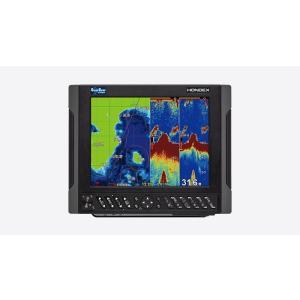 『2021年6月末頃入荷予定』『送料無料』 ホンデックス HONDEX HDX-10C 10.4型液晶プロッターデジタル魚探 『GPS内蔵仕様』『出力/振動子 L:1KW,H:1KW/TD340』|telj
