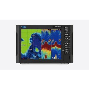 『2021年6月末頃入荷予定』『送料無料』 ホンデックス HONDEX HDX-12C 12.1型液晶プロッターデジタル魚探 『GPS外付仕様』『出力/振動子 L:3KW,H:1KW/TD380』|telj