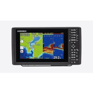 『送料無料』 ホンデックス HONDEX HE-90S 9型ワイド液晶プロッターデジタル魚探 『GPS内蔵仕様・出力600W』|telj
