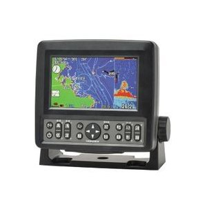 『2021年4月末頃入荷予定』ホンデックス (HONDEX) プロッター魚探 HE-601GPII 5型ワイド液晶 [GPS内蔵仕様・出力300W]|telj
