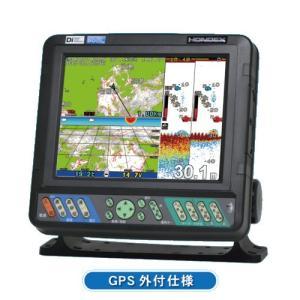 入荷待ち [代引手数料無料] ホンデックス (HONDEX) プロッター魚探 HE-8S 8.4型液晶 [GPS外付仕様・出力600W]|telj