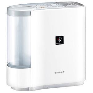 [あすつく]シャープ 気化式加湿器 HV-G30-W ホワイト プラズマクラスター搭載 パーソナルタイプ HVG30W|telj
