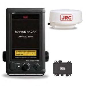 日本無線(JRC) 船舶用レーダー JMA-1032 レドーム型 4kW 1.5ft|telj