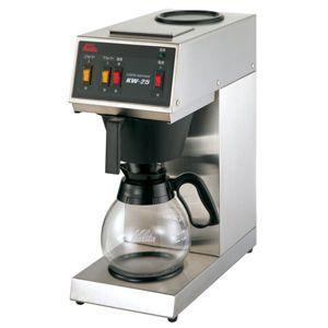 カリタ(Kalita) コーヒーメーカー 業務用 ドリップマシン 15カップ用 KW-25|telj