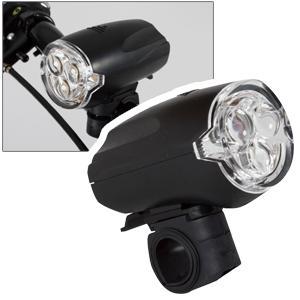 『送料無料』ミムゴ mimugo LED3灯式ライト/オプションパーツ MG-LT3 ブラック|telj