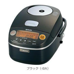 NP-BU10-BA 象印 炊飯器 圧力IH炊飯ジャー 極め炊き 5.5合 zoujirushi ブラック