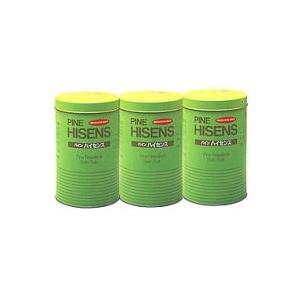 薬用入浴剤 パインハイセンス 1セット(2.1kg x 3缶)|telj