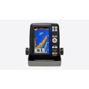 『送料無料』 ホンデックス HONDEX PS-610C PSシリーズ 5型ワイド液晶ポータブル魚探 100W|telj