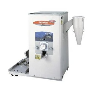精米機 細川製作所 一回通し式精米機 RC601 モーターは...