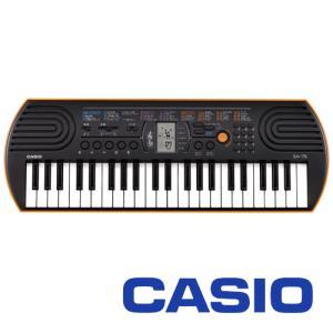 CASIO カシオ SA-76 ミニキーボード 44鍵盤