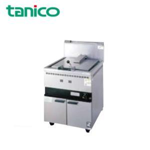 タニコー 業務用ガス調理機器 ガス餃子グリラー 1口 TGZ-40S(TB)『代引き・時間指定・個人宅配送不可』|telj