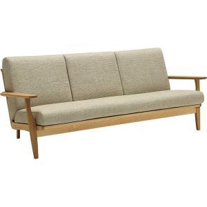 『開梱設置無料※』 カリモク家具 karimoku 長椅子 WU61モデル WU6103 張地 布 U52グループ 木材 オーク 『代引き不可』 telj
