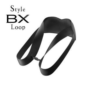Style BX Loop ブラック M/L 男女兼用 スタイルBXループ MTG YS-AG03 スタイルビーエックスループ telj