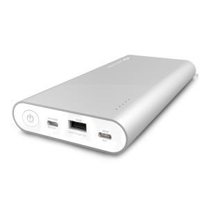 モバイルバッテリー 26800mAh 大容量 急速充電対応 PD USB-C MacBook Pro...
