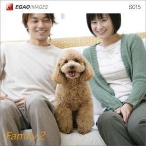 写真素材集 EGAOIMAGES S015 家族「ファミリー2」 temptation