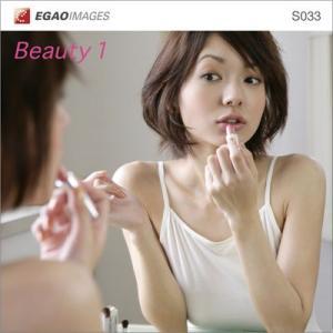写真素材集 EGAOIMAGES S033 若い女性「ビューティー1」|temptation