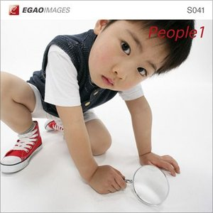 写真素材集 EGAOIMAGES S041 ポートレート「ピープル1」|temptation