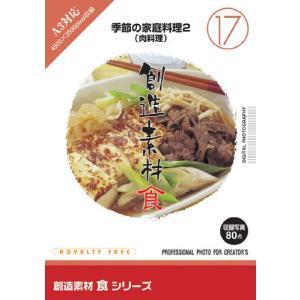 写真素材集 創造素材 食シリーズ(17) 季節の家庭料理2(肉料理)|temptation