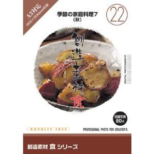 写真素材集 創造素材 食シリーズ(22)季節の家庭料理7(秋)|temptation