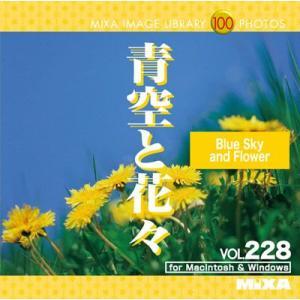 花素材集 MIXA IMAGE LIBRARY Vol.228 青空と花々 temptation