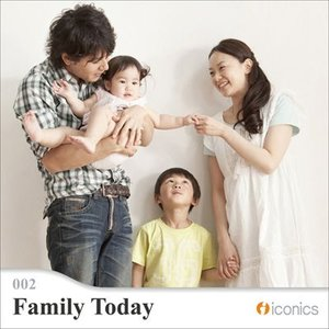 写真素材集 iconics Vol.2 Family Today|temptation
