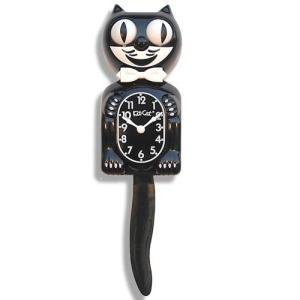 時計 壁掛け 猫 バックトゥーザフューチャー 装飾 アメリカン雑貨 おしゃれ