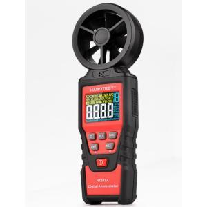 限定1台日本語取説付新品新製品小型風速計温度計GMAR826新品CE認証ネックストラップ付き コンパ...