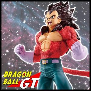 ドラゴンボール ベジータ サイヤ人4 フィギュア ドラゴンボールGT BLOOD OF SAIYANS SPECIAL IV ベジータ スーパーサイヤ人4|ten-ten-store