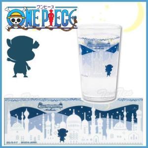 ワンピース グッズ チョッパー グラス TRAVELLING CHOPPER ALABASTA キャッスル ten-ten-store