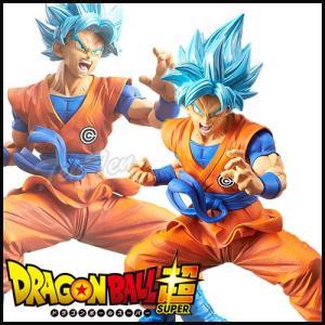ドラゴンボール超 悟空 フィギュア スーパードラゴンボールヒーローズ 超絶戯巧 其之一 サイヤ人ブルー